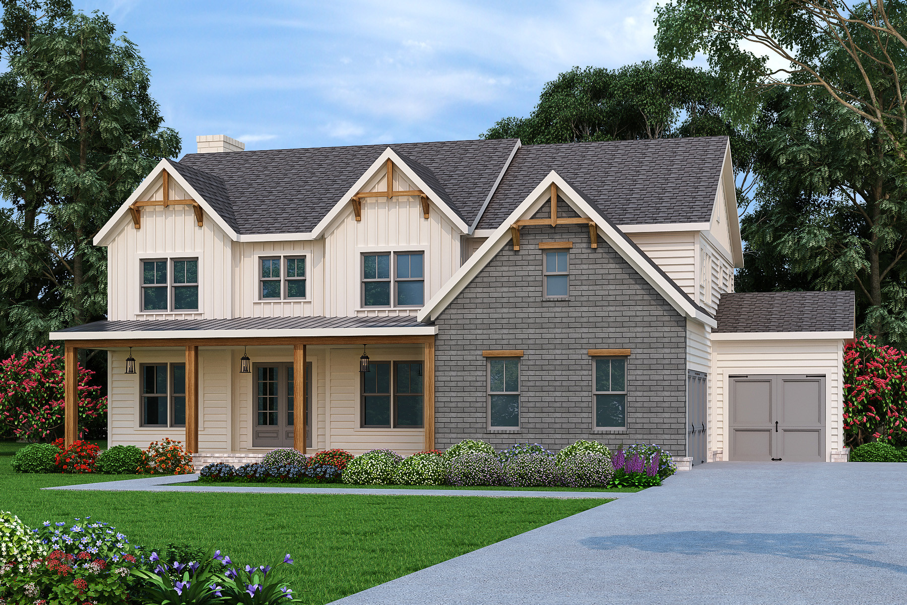 Luxurious 5-Bedroom House In Houze Commons