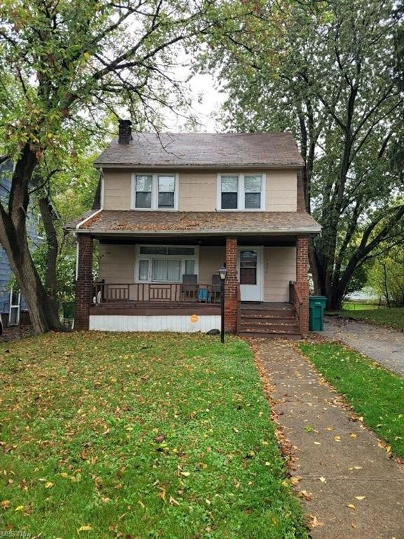 3-Bedroom House In Maple Heights