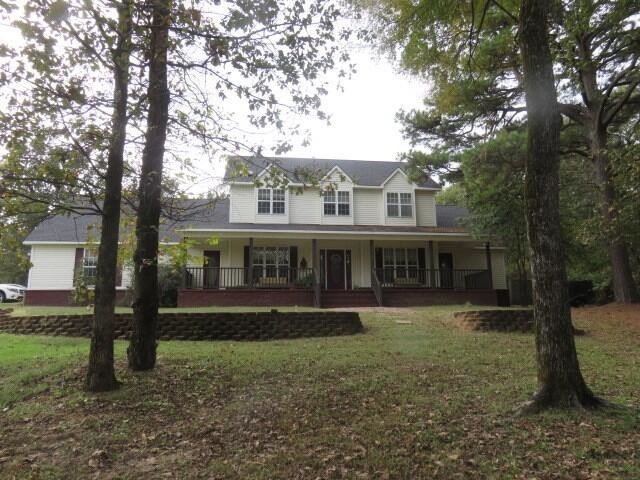 Stately 4-Bedroom House In Lamar