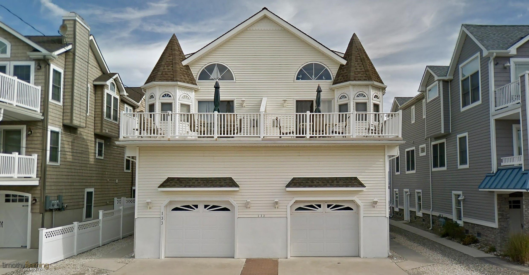 3-Story Townhouse In Sea Isle City
