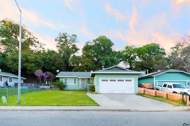1-Story House In Red Bluff