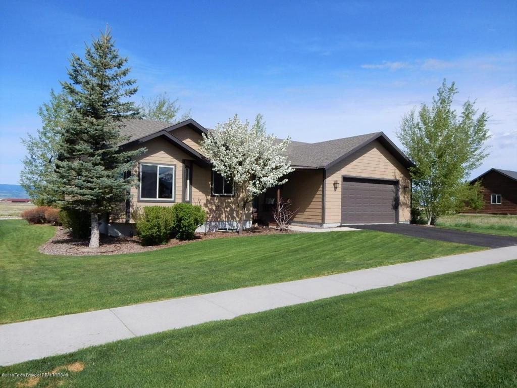 874 PAIUTE ST Driggs ID 83422 id-525689 homes for sale
