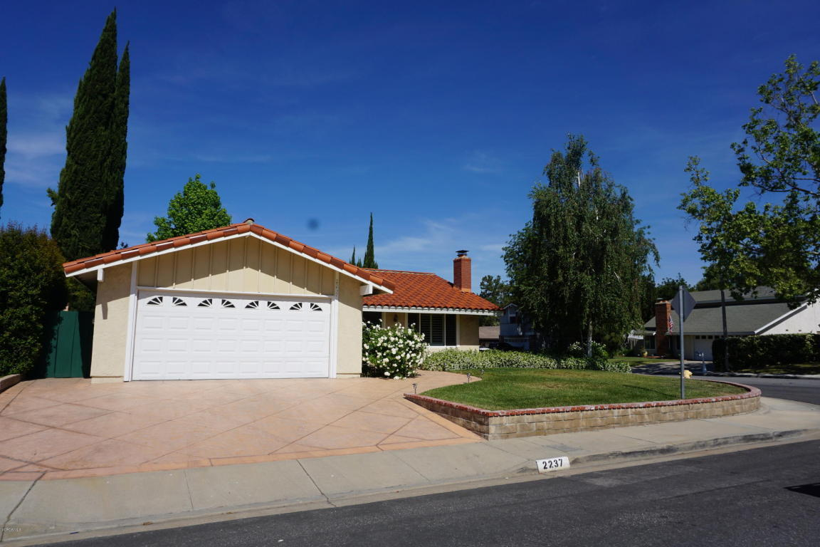 2237 SUMMERPARK COURT Thousand Oaks CA 91362 id-483611 homes for sale