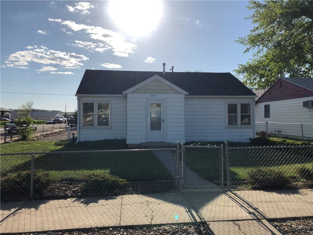 805 TETON AVE SHELBY Other-see Remarks MT 59474 id-1177167 homes for sale