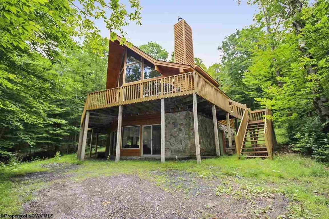 518 CABIN MOUNTAIN ROAD Davis WV 26260 id-135110 homes for sale