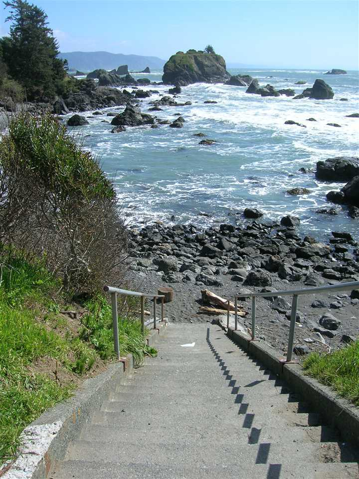 Pebble Beach Crescent City The Best Beaches In World