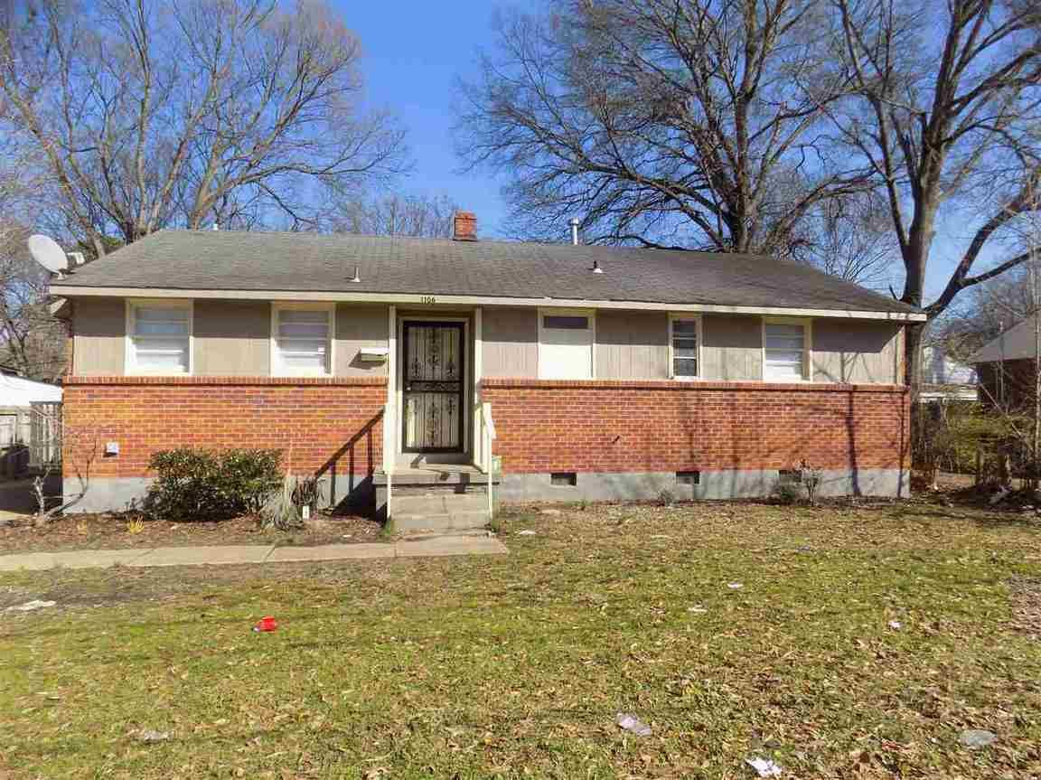 1106 STRATFORD Memphis TN 38122 id-1981728 homes for sale