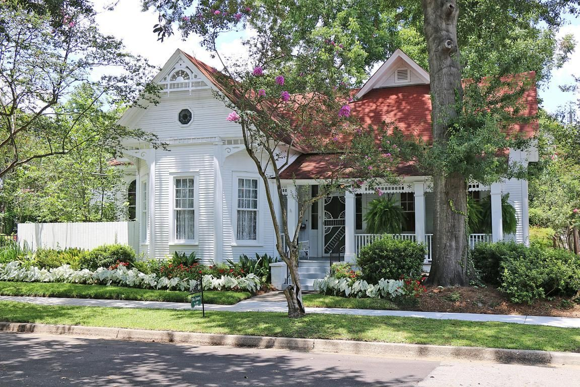 Victorian homes for sale in mississippi - Hattiesburg Historic Homes For Sale Real Estate Hattiesburg Ms Homes Com