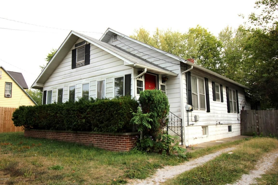 2205 CASEY AVENUE Mt. Vernon IL 62864 id-338169 homes for sale