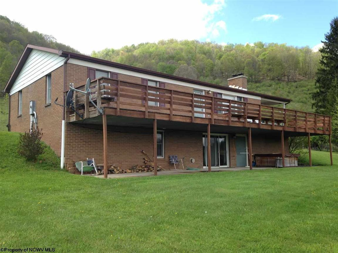 1264 GLADY FORK ROAD Bowden WV 26254 id-13299 homes for sale