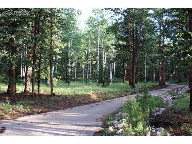 Woodland Park CO Land For Sale