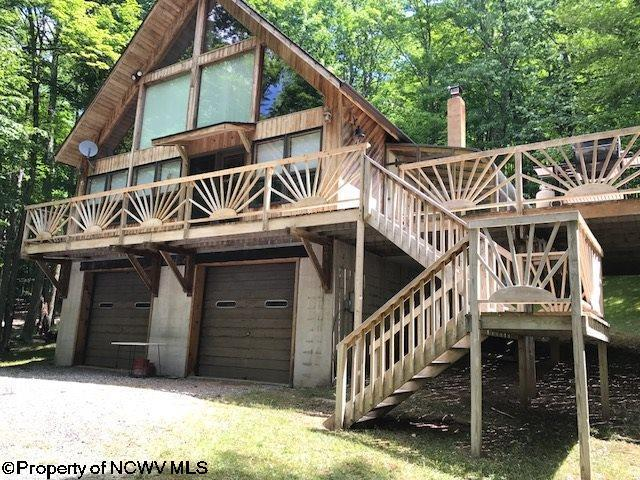 1317 CABIN MOUNTAIN ROAD Davis WV 26260 id-176714 homes for sale