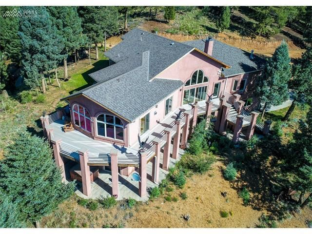 Home For Sale 531 Lucky Lady Drive Woodland Park CO 80863