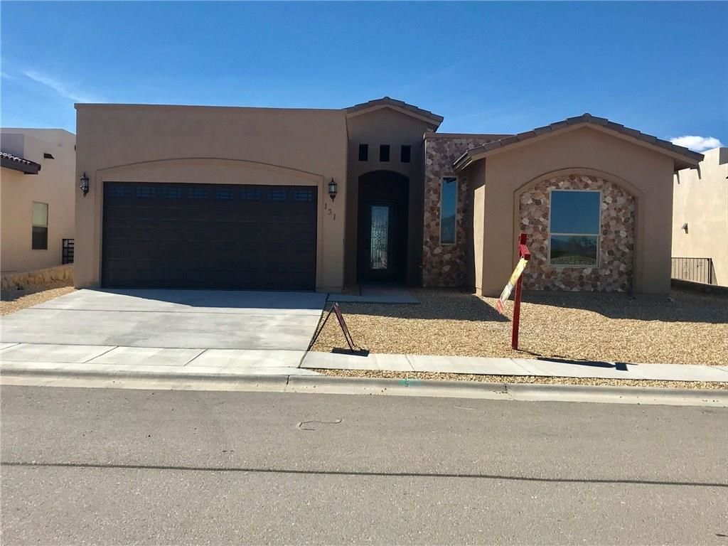 Home For Sale 131 Tuscan Ridge Circle Sunland Park NM 88063