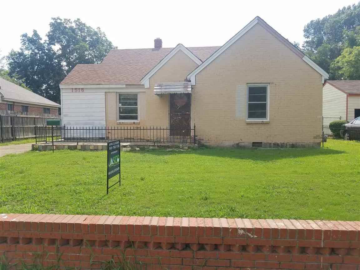 1516 BALTIMORE Memphis TN 38114 id-787869 homes for sale