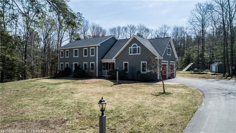 865 OAK HILL RD North Yarmouth ME 04097 id-478138 homes for sale