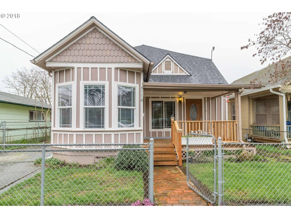 4116 SE 64TH AVE Portland OR 97206 id-1055538 homes for sale