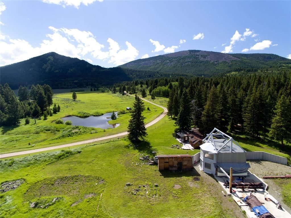 30 GOAT MOUNTAIN ROAD Wilsall MT 59086 id-208970 homes for sale
