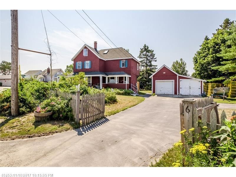 6 AVENUE SIX Scarborough ME 04074 id-197806 homes for sale