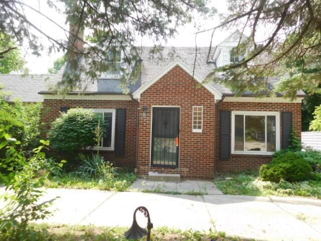 1606 N VERMILION ST Danville IL 61801 id-752805 homes for sale