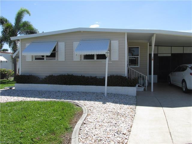 Thunderbird Mobile Homes For Sale Real Estate Fort Myers FL