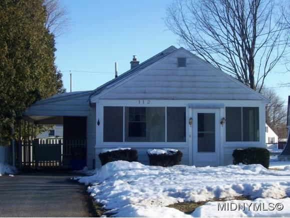 112 CROSSGATES RD Rome NY 13440 id-629605 homes for sale