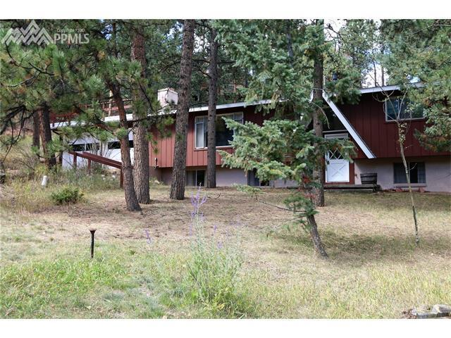 Home For Sale 1324 W Browning Avenue Woodland Park CO 80863