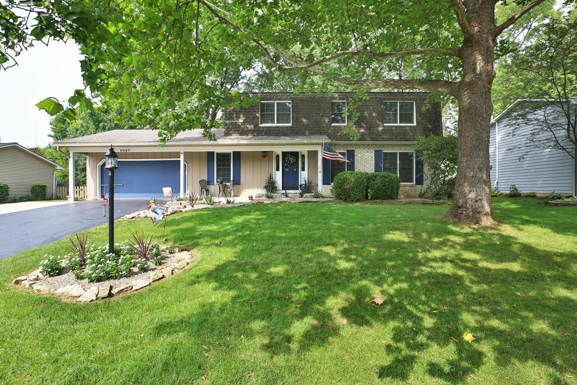 6847 MERWOOD STREET. Columbus OH ... - Search Patio Tagged Columbus Ohio Homes For Sale