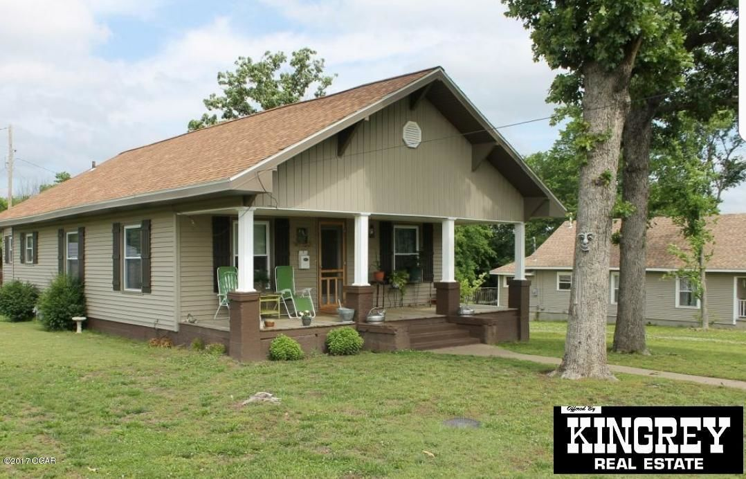 735 GARFIELD AVENUE Baxter Springs KS 66713 id-252362 homes for sale