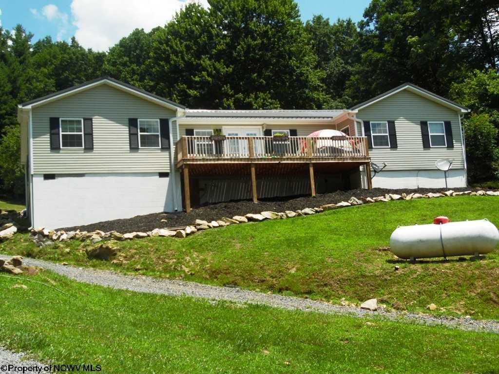 358 OLD TURNPIKE ROAD Birch River WV 26610 id-722474 homes for sale