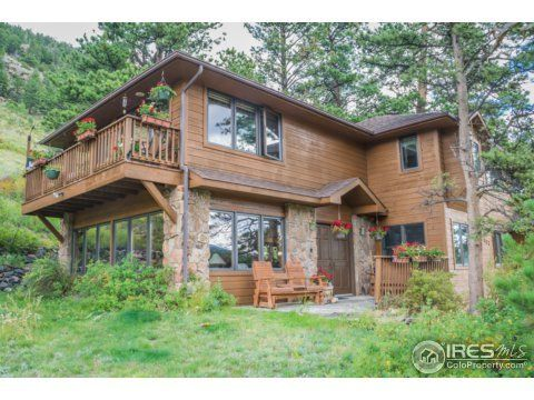 Estes Park CO Real Estate Homes For Sale At