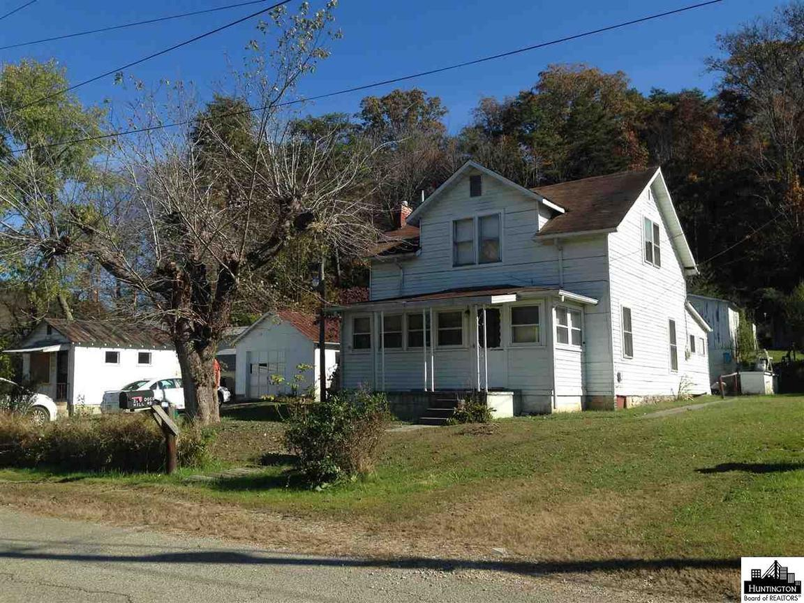 226 DOSS HILL ROAD Fort Gay WV 25514 id-157097 homes for sale