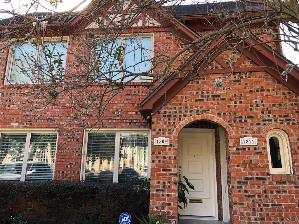 1811 SUL ROSS Houston TX 77098 id-376824 homes for sale