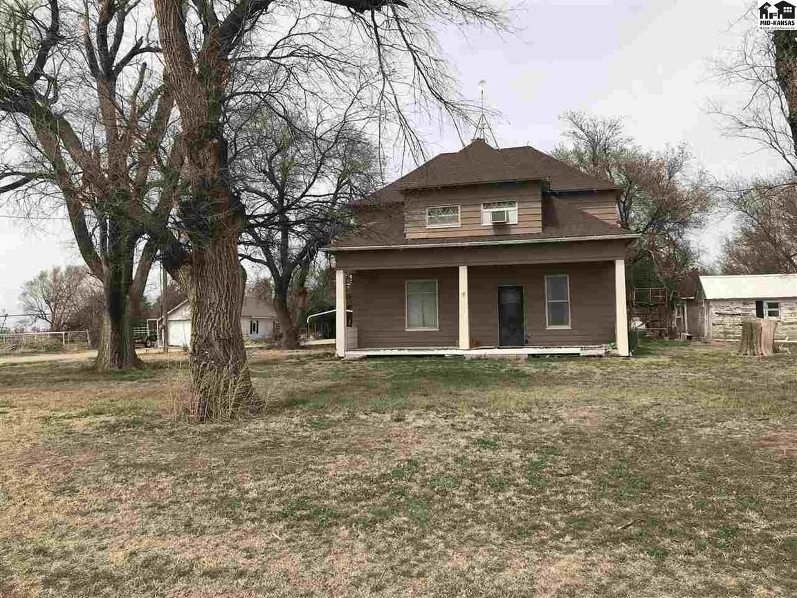 1325 AVE N Lyons KS 67554 id-663488 homes for sale