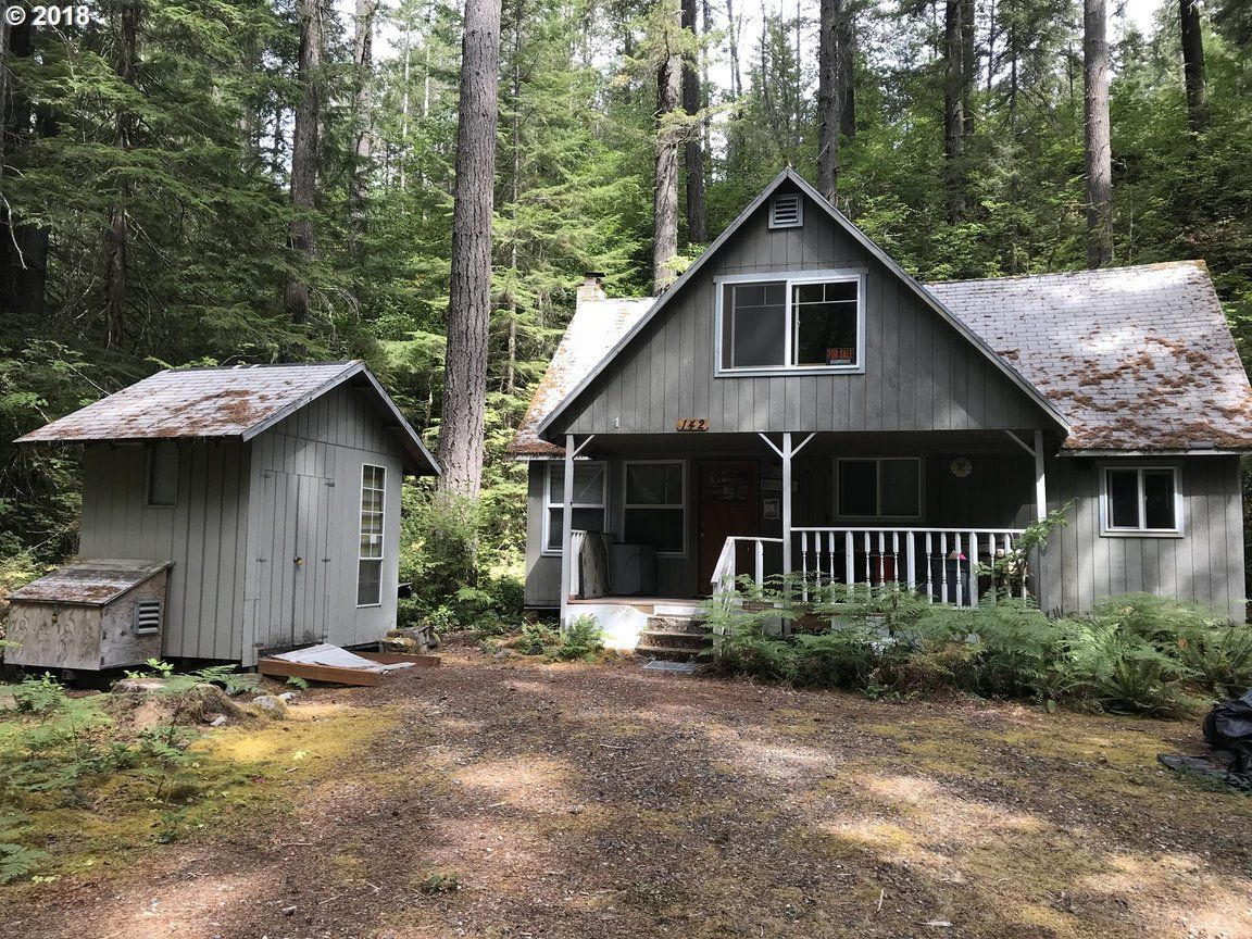 CABIN 142 NORTHWOODS Cougar WA 98616 id-1800935 homes for sale