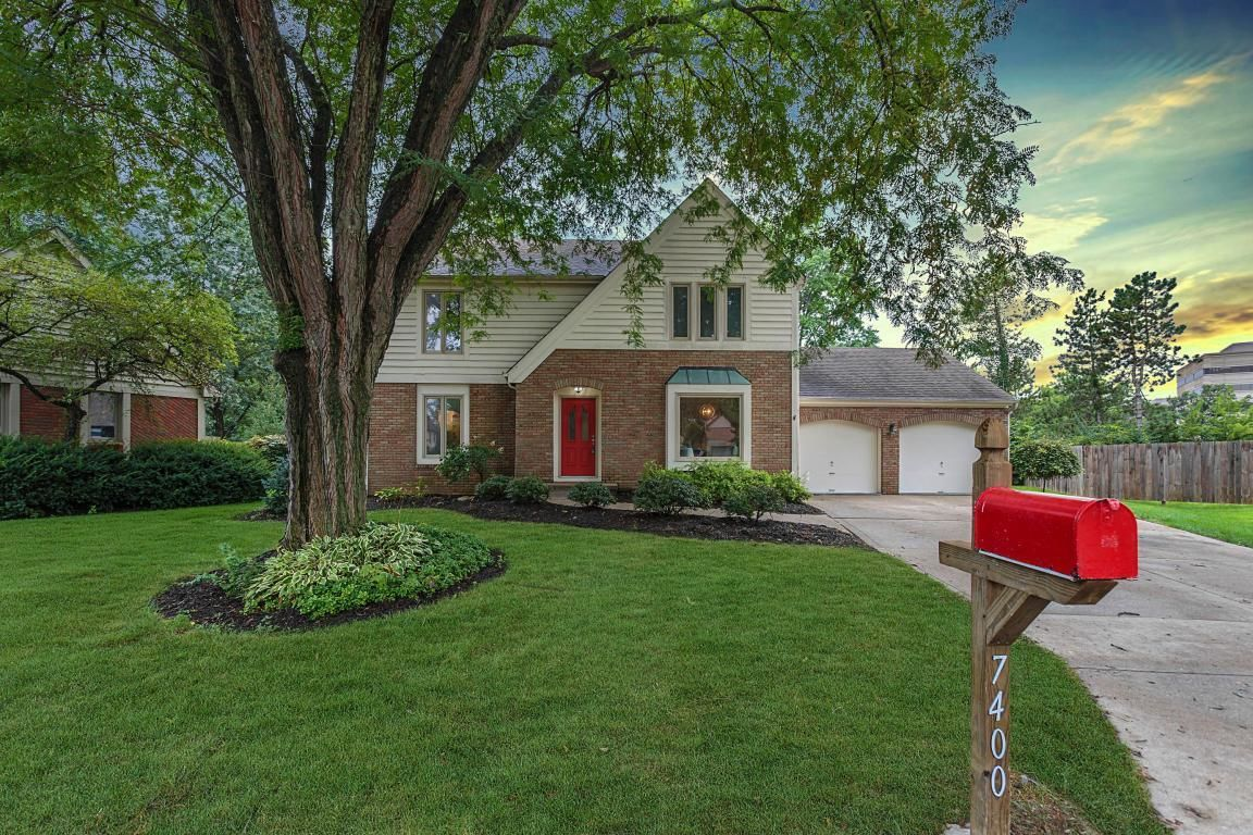 7400 SILVERLEAF COURT. Columbus OH ... - Search Patio Tagged Columbus Ohio Homes For Sale