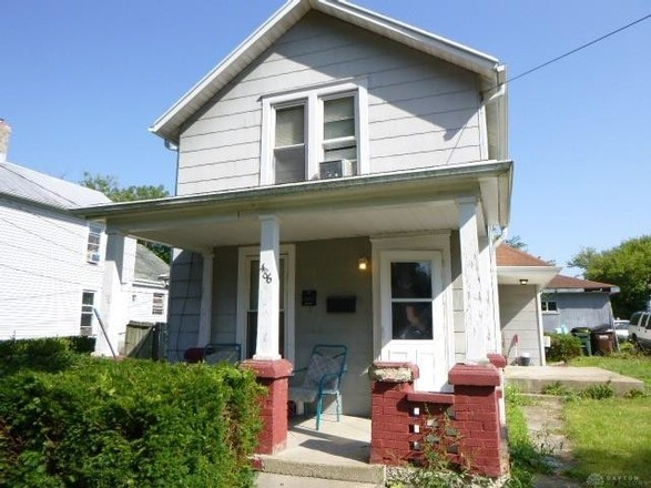 Updated 3-Bedroom House In Xenia