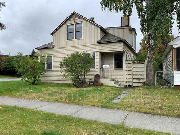 House In South Anchorage