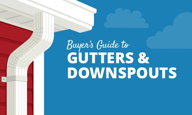 Buyer's Guide to Gutters