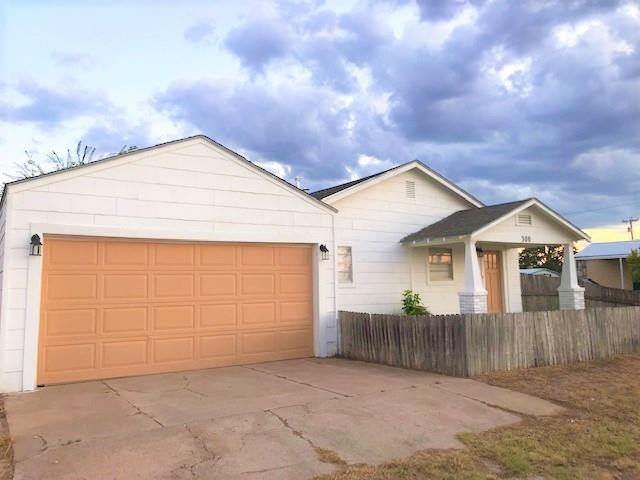Renovated 3-Bedroom House In McCamey