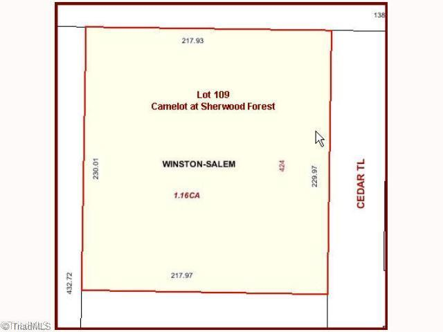 Lot In Camelot At Sherwood Forest