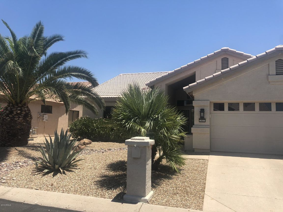 1445 SqFt House In North Goodyear
