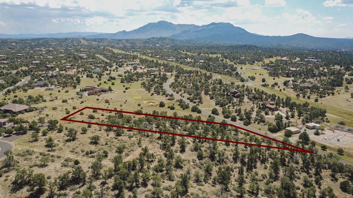 Lot In Canyon Ranch