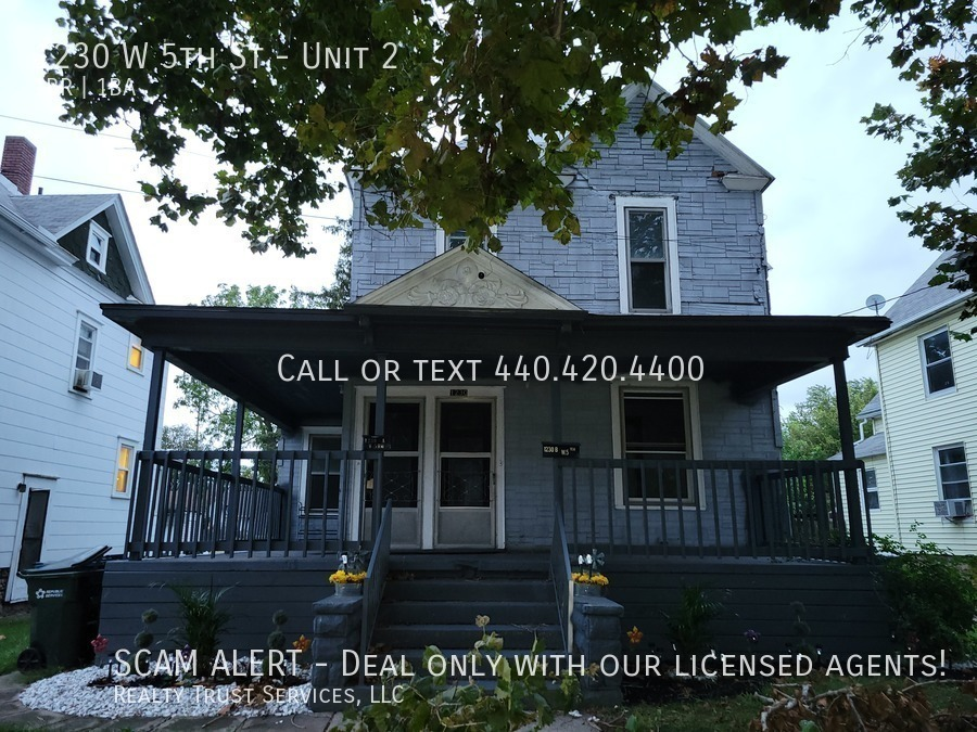 Renovated 2-Bedroom House In Lakeview