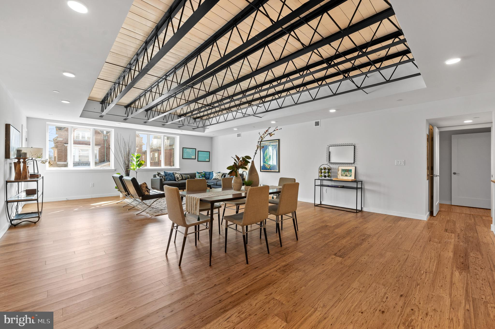 1-Story Condo In East Mount Airy