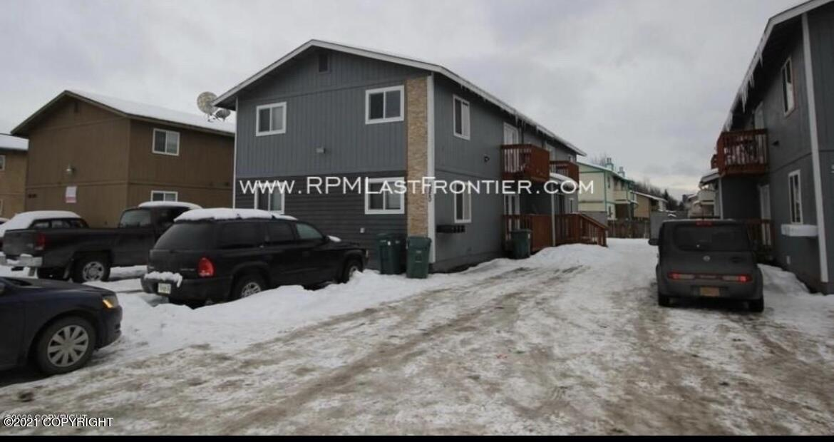 Multi-Family Home In Northeast Anchorage