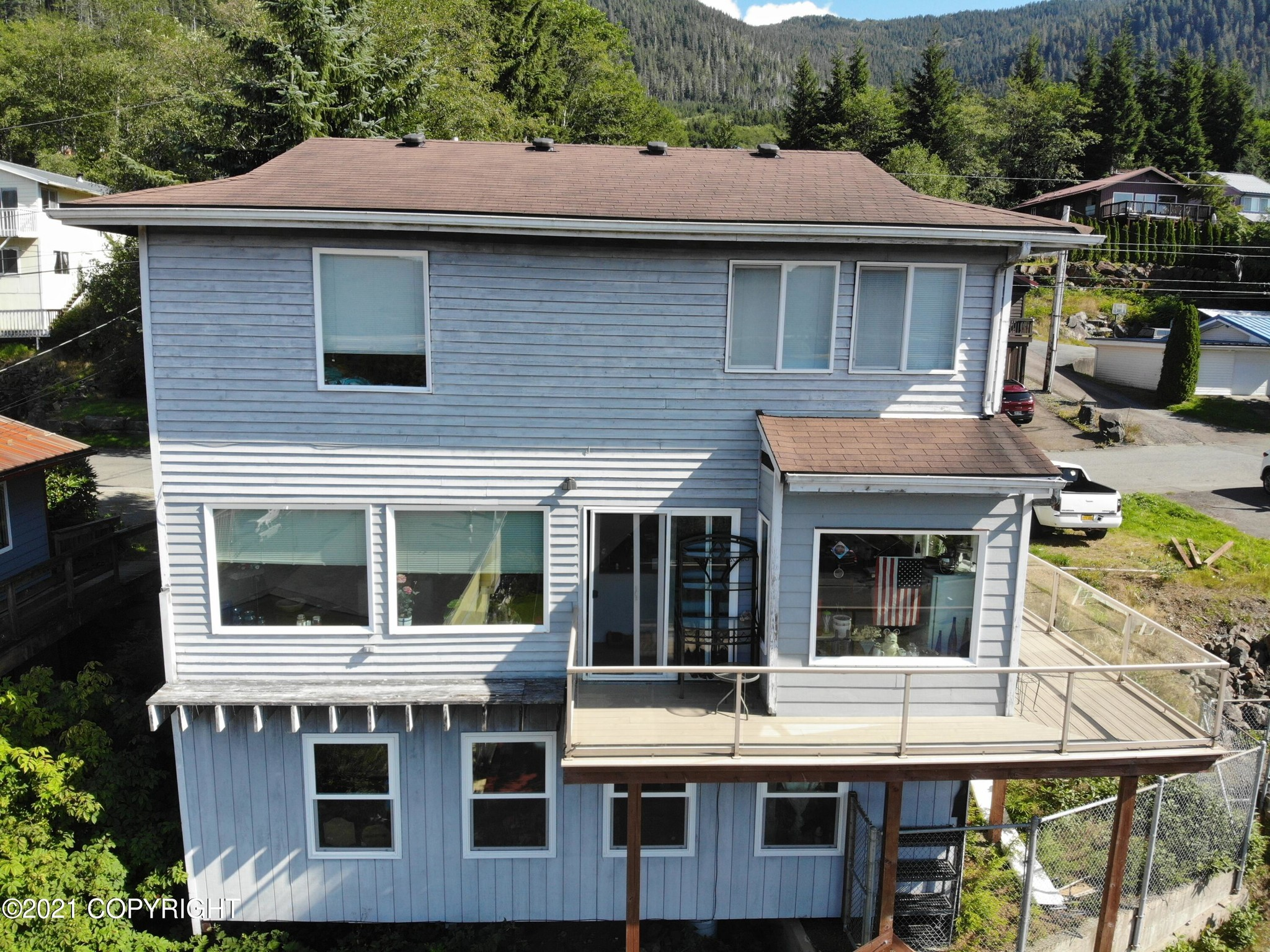 House In Ketchikan