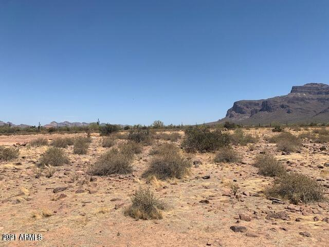 Lot In Apache Junction