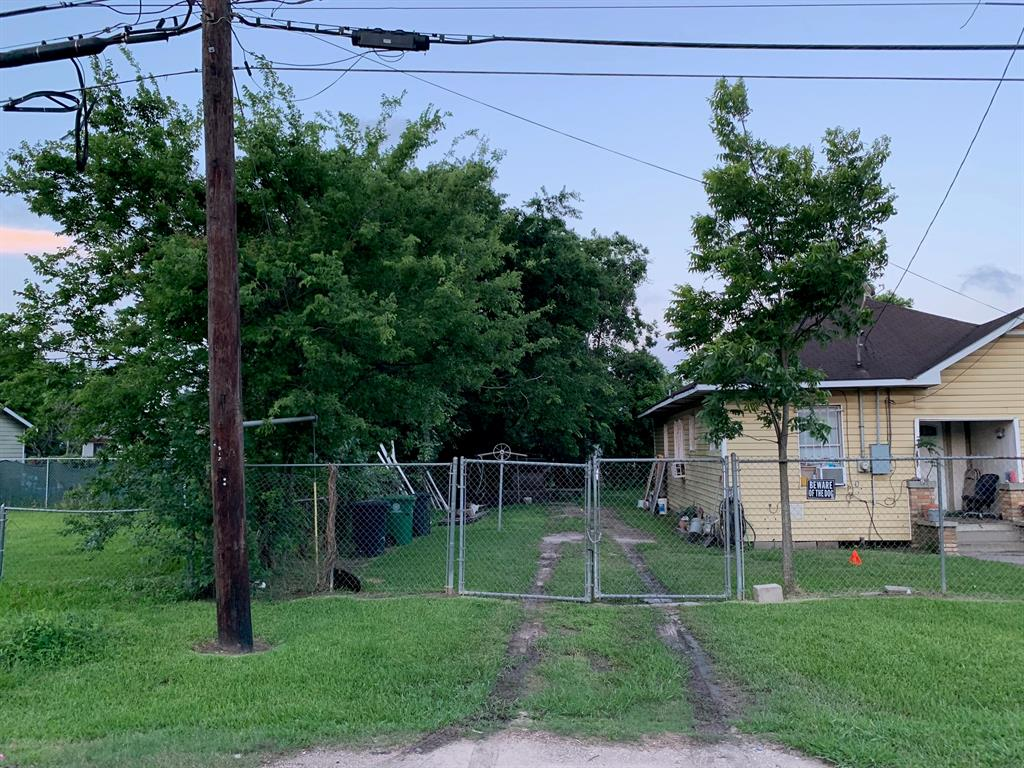 Lot In Greater Fifth Ward
