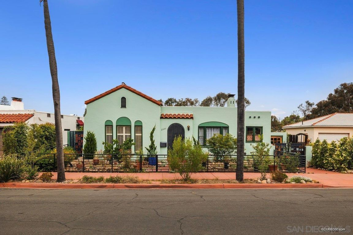 Upgraded 2-Bedroom House In North Park